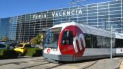 Metrovalencia ofrece servicios especiales de tranvía a Feria Valencia para acudir a Hábitat