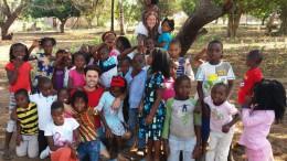Han estado haciendo voluntariado en parroquias, colegios y orfanatos de Perú, Togo, República Dominicana, Mozambique y Ecuador