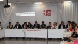 """El PSPV lamenta la """"triste y complicada situación de Cataluña"""""""