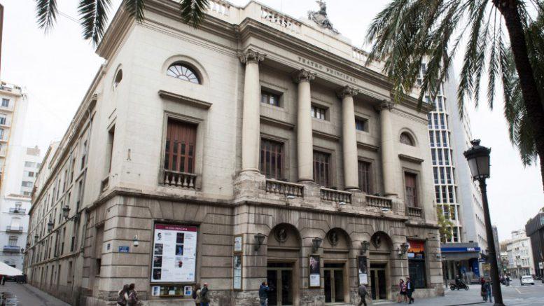 La Diputación invertirá 900.000 euros del superávit en rehabilitar la fachada del Teatro Principal