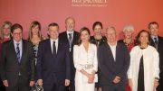 SM La Reina Leticia en los Premios Jaime I junto al resto de autoridades y premiados