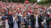 El falcón, la Moncloa y vacaciones de nuevos ricos son motivos para traicionar a los españoles?