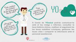 Cerca de 10.000 pacientes del Hospital de La Ribera utilizan ya el portal YOsalud para gestiones personales
