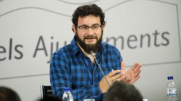 Berto Jaramillo Diputado de transparencia y gobierno abierto