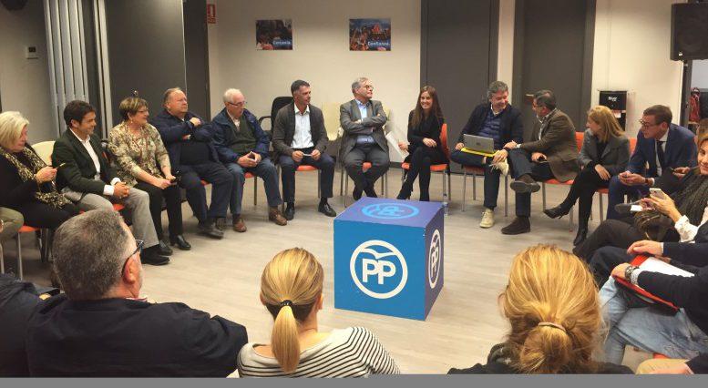 El PP alerta de que la Ley de la Huerta pone en riesgo el futuro de las explotaciones agrarias de 45 municipios