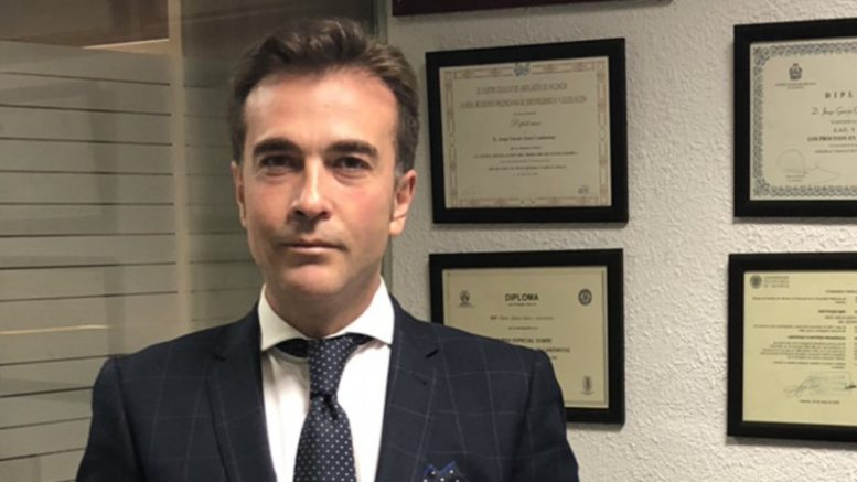 Jorge Garcia-Gasco Lominchar abogado y colaborador de ValenciaNews - LA MANADA NO, LA HORDA