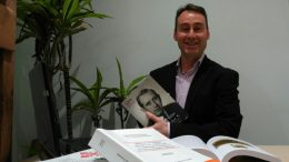 La RACV premia la tesis del investigador de la UA Alberto Cipollone