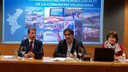 Colomer presenta en Valéncia las ayudas de 2018 de la Agència Valenciana del Turisme dirigidas a entidades locales de la Comunitat