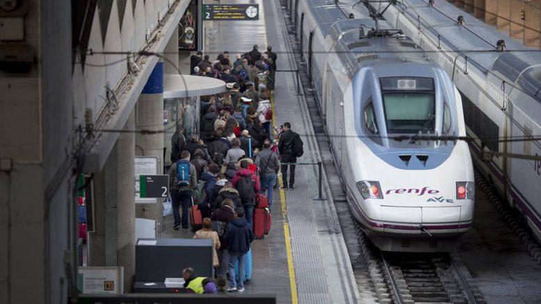 el nuevo AVE Madrid-Castelló solo disminuya en once minutos el trayecto
