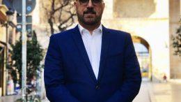 Francisco Cano Sanchis, Candidato a la Alcaldía de Valéncia por AVANT Los Verdes de Centro Moderado
