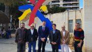 """Colomer en Cullera: """"Mejoramos las playas para ofrecer servicios todo el año y hacer de la Comunitat un destino más competitivo"""""""