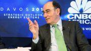 Iberdrola, entre las más compañías más éticas del mundo, según el Instituto Ethisphere . Su Presidente. Ignacio Galán en Davos