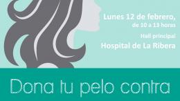 Hospital Universitario de La Ribera está organizando el II Corte de Pelo Solidario