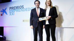 La valenciana Visual gana el Premio EmprendedorXXI a nivel nacional en el sector agroalimentario