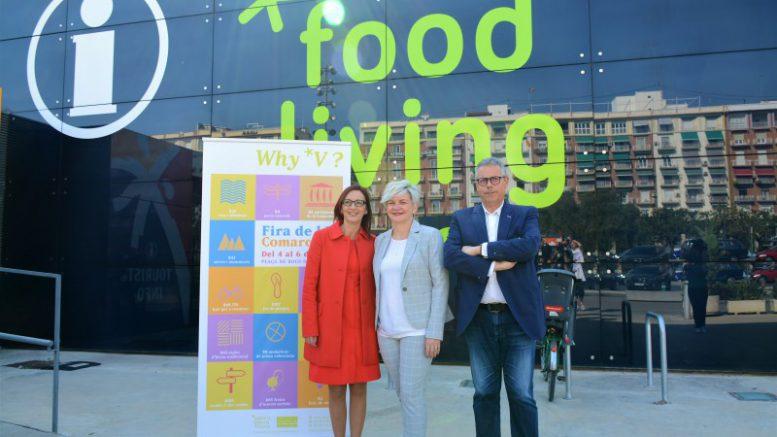 València Turisme presenta la edición 2018 de La Fira de les Comarques