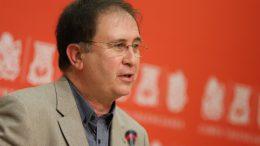 """Juan Córdoba: """"Ciudadanos vigilará que Sanidad mantenga la calidad asistencial y garantice el futuro de la plantilla"""""""