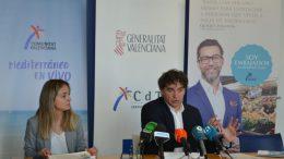 """Francesc Colomer, ha anunciado que """"la Comunitat Valenciana asistirá por primera vez con estand propio a la feria internacional más importante del mundo, la World Travel Market de Londres"""