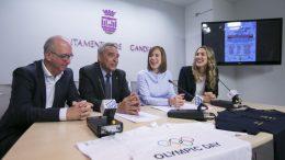 Gandia celebrará el próximo 2 de junio la cuarta edición del Día Olímpico