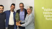 """Valencia, la vida espera"" recibe el premio internacional ""Health and Wellness Tourism"" en el Festival Terres 2018"