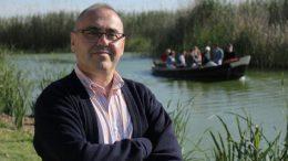 Ricardo Romero Piqueras. Presidente de AVANT Torrente y Secretario de Organizació - Día Mundial del Medio Ambiente