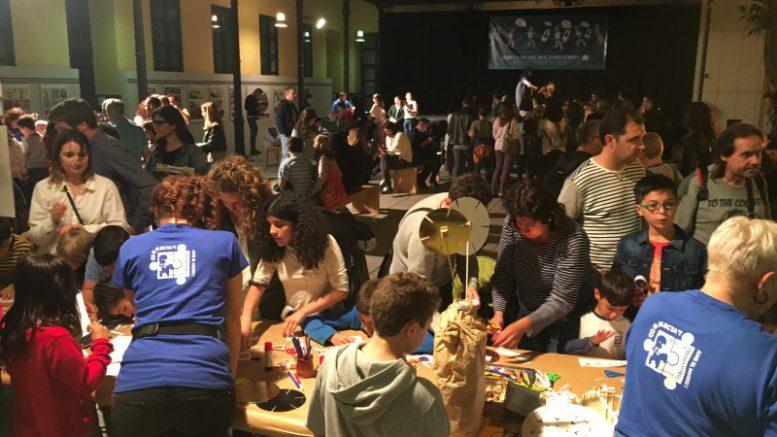 El Museu de Prehistòria de Valencia consolida su presencia en la noche europea de los museos con más de 860 visitantes
