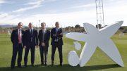 CaixaBank se convierte en socio financiero de la RFEF y patrocinará a la Selección Española de fútbol hasta 2024