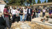 La Diputación inicia la exhumación de la fosa 94 de Paterna