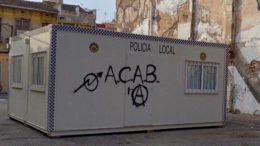 Ciudadanos califica de ineficaz el módulo de la Policía Local en el Cabañal