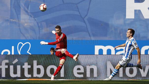 El Valencia CF crece con su fortaleza defensiva Un gol encajado en las últimas cuatro jornadas de