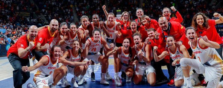 España termina siendo bronce en laCopa del Mundo de Tenerifetras imponerse a Bélgica 67-60 en la final de consolación disputada este domingo.