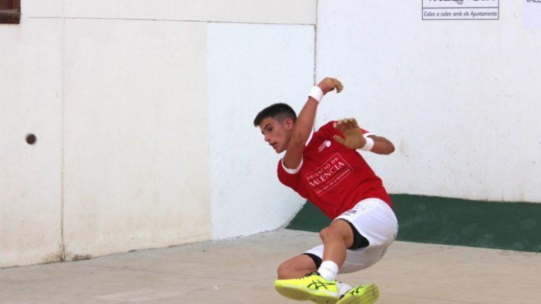 Los dos equipos de Raspall de Xeraco ganaron en la primera jornada