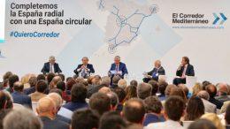 1.500 empresarios se darán cita en Barcelona,en apoyo del Corredor Mediterráneo