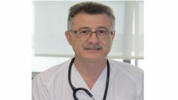 El doctor Luis Almenar, jefe de sección de Cardiología y responsable de la Unidad Avanzada de Insuficiencia Cardíaca del Hospital La Fe