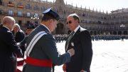 Ignacio Galán, Cruz de Plata del Mérito de la Guardia Civil