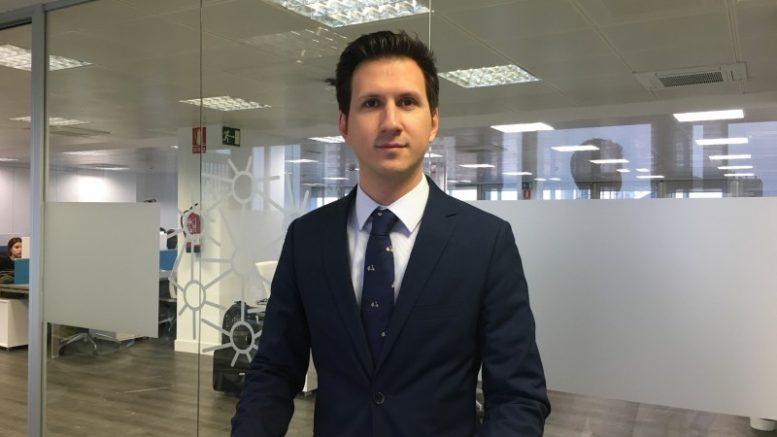 Javier Díaz Responsable del área de Consultoría de Energía en Ayming