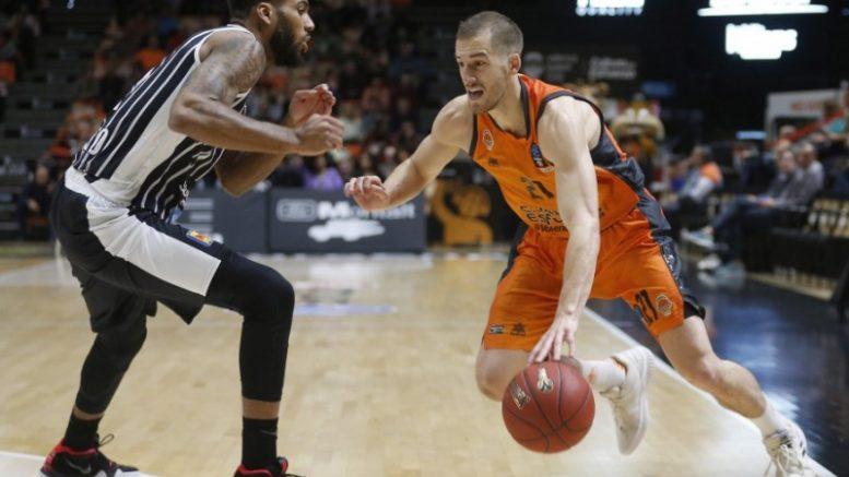 Llega la cuarta 7DAYS EuroCup, en la Fonteta Valencia Basket ante D. Energia Trento (87-66)