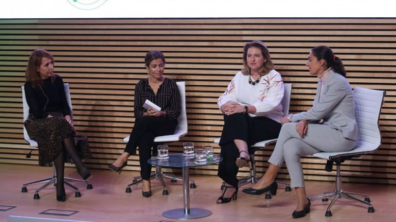 Panel Woman and Technology Digital Summit 18 Iberdrola