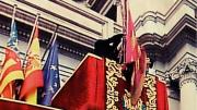 """Picó ha instado a Tello a valorar """"la posibilidad de hacer una réplica de la Senyera, como los expertos del Instituto Valenciano de Restauración han sugerido desde hace algunos años""""."""