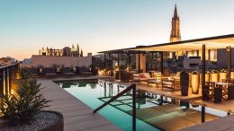 En la foto - Rooftop Hotel Sant Francesc