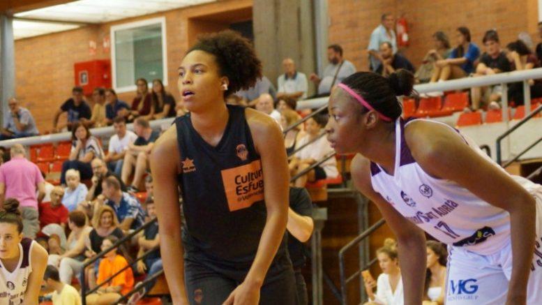 Semana especial para el equipo femenino de Valencia Basket