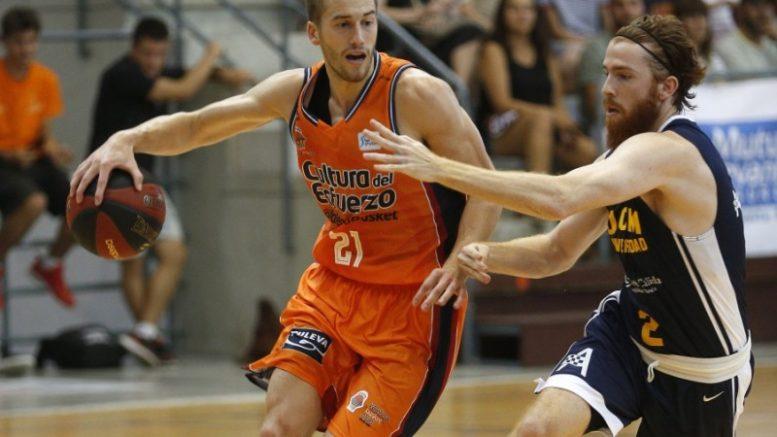 Valencia Basket busca su primera victoria en Liga Endesa en la difícil pista del UCAM Murcia