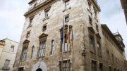 Palau de la Generalitat - Premiados 9 de Octubre 2018