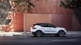 Volvo XC40 ganador del Women's World Car Of The Year 2018