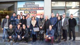 Los Comercios del Centro Histórico de Valencia volverán a vestir la ciudad de Maratón
