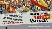 """José Manuel Opazo. España Responde """" Valencia se está volcando con la manifestación del próximo 18 N """""""