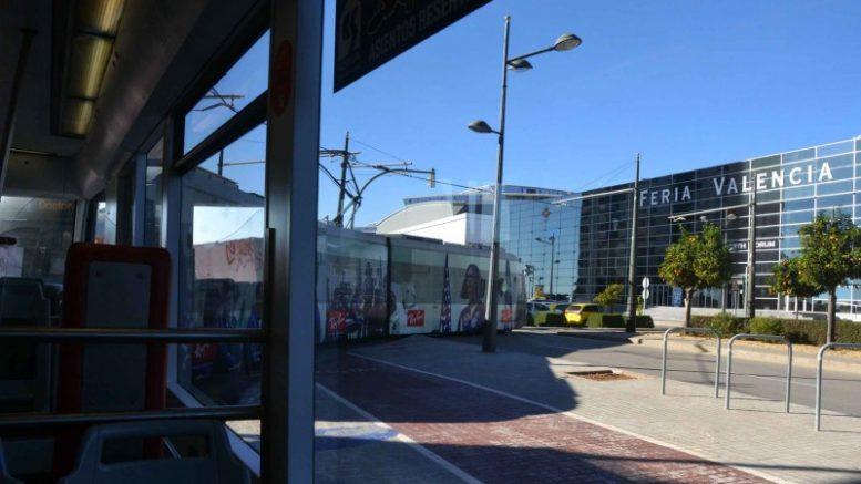 Metrovalencia pondrá en funcionamiento durante el fin de semana servicios especiales en la Línea 4 de tranvía hasta la parada de Fira.