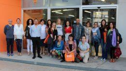 En este proyecto, además, participan el Ayuntamiento deCremona(Italia), el Ayuntamiento de se -Hertogenbosch(Países Bajos), la Universidad deTessàlia(Grecia) y las organizaciones Logo (Austria) yTirantes(Países Bajos).