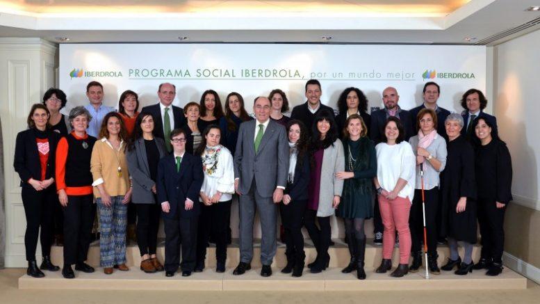 Iberdrola celebra el Día Universal del Niño : apoyo a 88 proyectos sociales en beneficio de 360.000 personas en el mundo en 2018