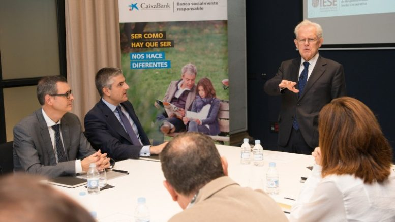 CaixaBank banca privada reúne a clientes de la Comunitat Valenciana para profundizar en el proyecto filantrópico y RSC
