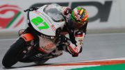 Moto2. Iker Lecuona en meritorio segundo puesto alegró a la parroquia